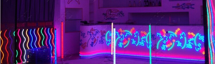 LED Neon Flex Tube 24V DC