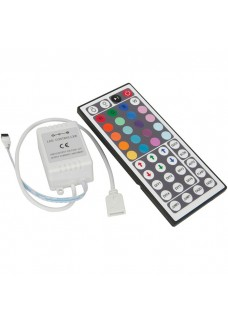 RGB IR 44 Keys Wireless Controller Set