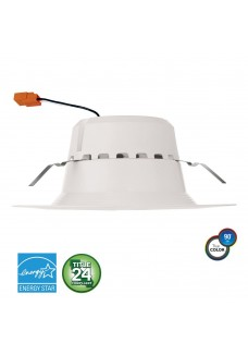 21W 6inch Downlight 3000K 1400LM CRI90+